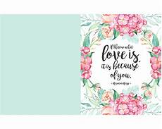 mothers day photo card templates free free printable s day prints and cards the cottage