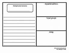 writing multiplication stories worksheets 22273 writing multiplication stories template by knifton s corner tpt