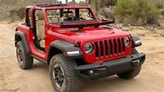 2018 jeep wrangler jl soft top windshield demo youtube