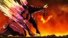 tail dragon cry natsu transforms into half dragon youtube