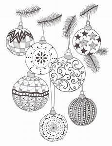 malvorlage erwachsene weihnachten zentangle made by mariska den boer 64