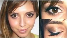 yeux marron vert tuto de soir 233 e pour les yeux marrons verts avec la 2