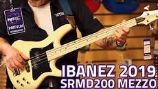 Ibanez 2019 Srmd200 Mezzo Electric Bass Guitar