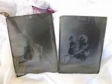 prix plaque de verre anciennes photos sur plaque de verre et leur boite le