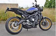 Racing Caf 232 Yamaha Xsr 900 60th Anniversary By Liberty Yam