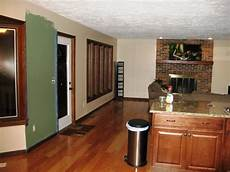 color ideas for kitchen living room open floor plan fireplace paint colors home interior