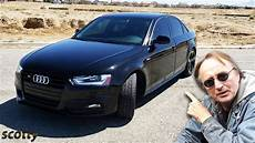 here s what it s like driving a supercharged audi s4 youtube