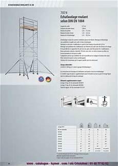 prix montage echafaudage m2 page d accueil du catalogue hymer tableau prix pour tous 233 chafaudages aluminium hymer