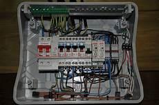 dominos electrique interdit fils trop courts pour changement de tableau