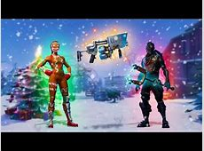 CHRISTMAS UPDATE! *NEW WEAPON, SKINS, DANCES & MORE