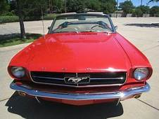 Sell Used 1965 Ford Mustang Convertible 289 V8 Manual