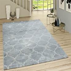 teppich grau kurzflor kurzflor teppich modern marokkanisches muster teppich de