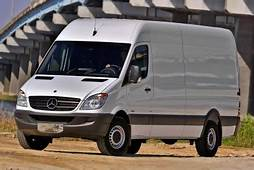 Used 2013 Mercedes Benz Sprinter 2500 144 WB Cargo Van