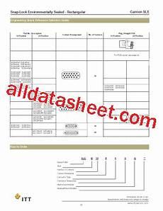 html sle pages sle datasheet pdf itt industries