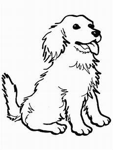 Ausmalbilder Hunde Golden Retriever Hunde Zum Ausmalen Und Ausdrucken Kostenlos