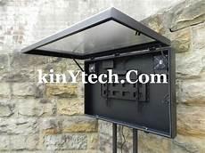 Fernseher Für Den Außenbereich - outdoor tv enclosure
