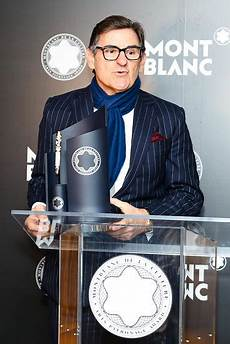 montblanc to honor peter m brant in 24th anniversary