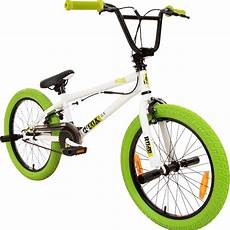 bmx 20 zoll fahrrad bike detox freestyle mit 360