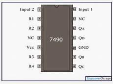 avanti eletr 244 nica circuito integrado 7490