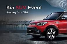 Buy One Kia Get One Free by Enjoy Three Years Free Servicing With Kia S Suv Event