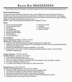 general maintenance worker objectives resume objective livecareer