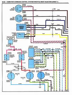 82 corvette ecm wiring diagram ecm troublecodes