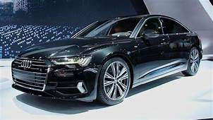 2019 Audi A6 Black Optic Package  Cars Review