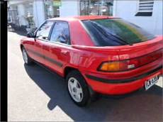 car manuals free online 1991 mazda familia navigation system 1991 mazda 323 astina adelaide sa youtube