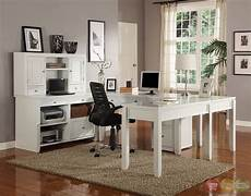 white home office furniture boca transitional white modular u shaped office furniture