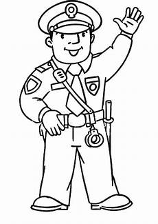 Ausmalbilder Polizei Drucken Polizei 1 Ausmalbilder Malvorlagen