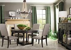 bassett dining room emporium round dining table by bassett furniture