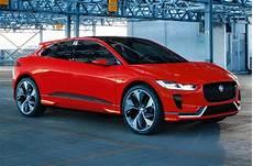 Jaguar E Pace Electrique Jaguar I Pace New Footage Shows Electric Suv In