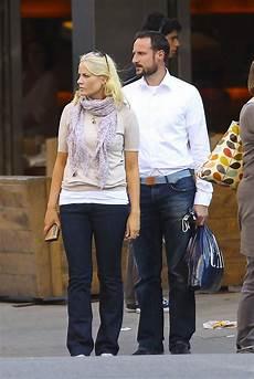 new york diät prince haakon and princess mette marit in soho new york