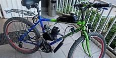 fahrrad mit benzinmotor bei tempo 80 gestoppt