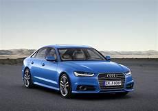 Audi A6 Und A7 Mini Facelift 2016