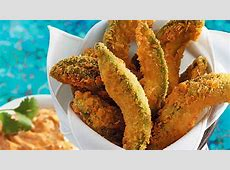 avocado fries with chipotle remoulade_image