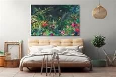papier peint design et tableau d 233 co jungle moderne izoa