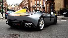 Monza Sp1 - 1 7 million monza sp1 driving in