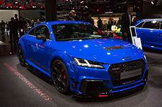 iaa 2017 audi datei audi ttrs audi sport performance parts iaa 2017