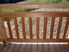 balcon bois extérieur balustrade bois exterieur pas cher