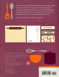Kitchen Notes Prices by Kitchen Sticky Notes Helpful Notes For The Home Cook By