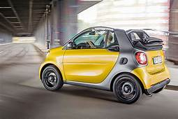 Smart Fortwo Cabrio First Drive CAR  March 2016