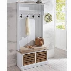 Garderobe Landhausstil Garderobe Weiss Garderobe