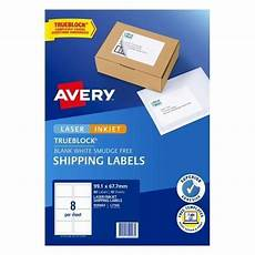 avery l7165 labels 8 s 10 sheets discount office nz