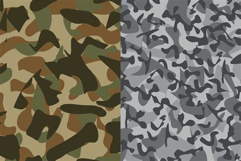 Cool Camo Patterns