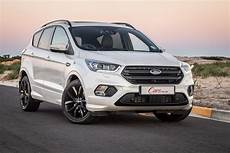 ford kuga 2 0t awd st line 2019 review w cars