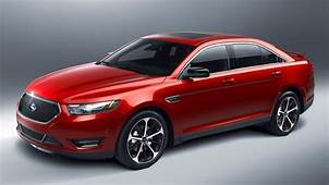 2015 Ford Taurus Sho  News Reviews Msrp Ratings With