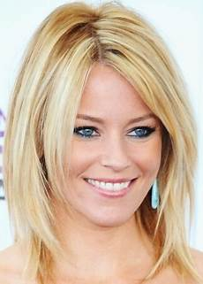 Pictures Of Medium Layered Hairstyles