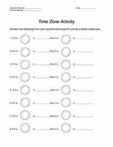 time difference worksheets 2972 time zone activity by stayathometeacher teachers pay teachers
