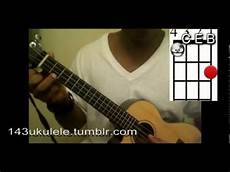 Robin Malvorlagen Ukulele Robin Thicke Quot Lost Without You Quot Easy Ukulele Tutorial